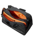 SAC DE TENNIS DE TABLE STIGA HEXAGON NOIR ET ORANGE
