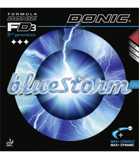 REVETEMENT DE TENNIS DE TABLE DONIC BLUESTORM Z2