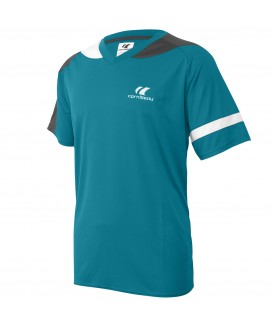 TEE-SHIRT DE TENNIS DE TABLE CORNILLEAU ACTION BLEU