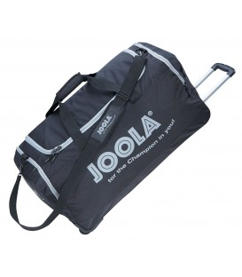SAC DE TENNIS DE TABLE JOOLA ROLLBAG NOIR ET GRIS