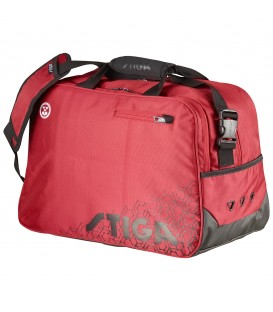 SAC DE TENNIS DE TABLE STIGA TRAINING REVERSE ROUGE