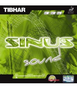 TIBHAR SINUS SOUND - REVETEMENT TENNIS DE TABLE
