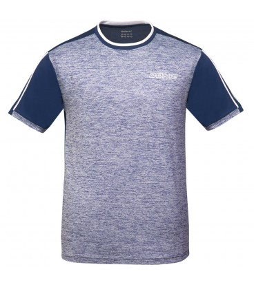 TEE-SHIRT DE TENNIS DE TABLE DONIC MELANGE BLEU