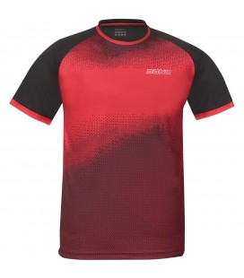 TEE-SHIRT DE TENNIS DE TABLE DONIC AGIL ROUGE