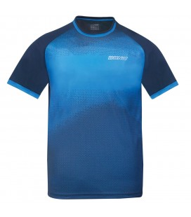 TEE-SHIRT DE TENNIS DE TABLE DONIC AGIL BLEU