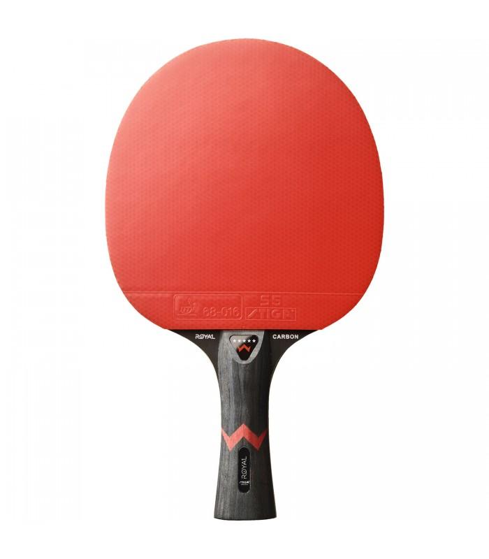 Raquette De Tennis De Table Stiga 5 Etoiles Royal Carbon