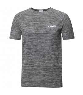 TEE-SHIRT DE TENNIS DE TABLE STIGA ACTIVITY GRIS