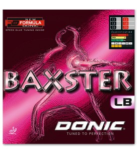 REVETEMENT DE TENNIS DE TABLE DONIC BAXSTER LB
