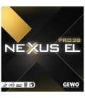 REVETEMENT DE TENNIS DE TABLE GEWO NEXUS PRO EL 38
