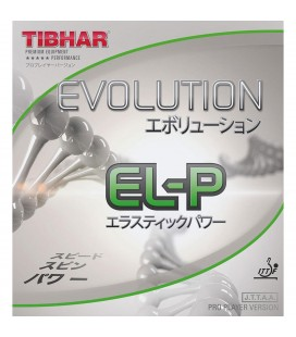 REVETEMENT DE TENNIS DE TABLE TIBHAR EVOLUTION ELP