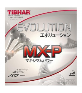 REVETEMENT DE TENNIS DE TABLE TIBHAR EVOLUTION MXP