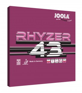 REVETEMENT DE TENNIS DE TABLE JOOLA RHYZER 43