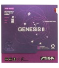 REVETEMENT DE TENNIS DE TABLE STIGA GENESIS 2 M