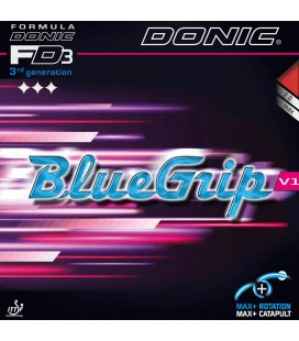 REVETEMENT DE TENNIS DE TABLE DONIC BLUEGRIP V1