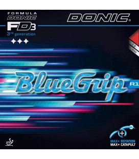 REVETEMENT DE TENNIS DE TABLE DONIC BLUEGRIP R1