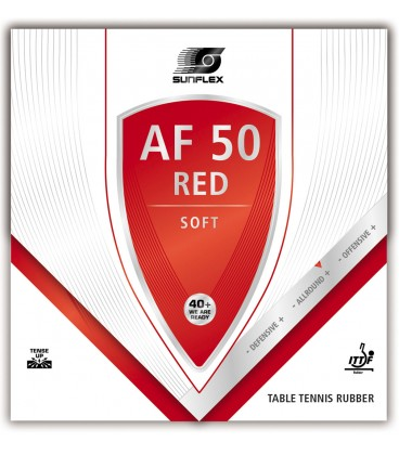 REVETEMENT DE TENNIS DE TABLE SUNFLEX AF 50 OFF-