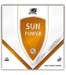 REVETEMENT DE TENNIS DE TABLE SUNFLEX SUN POWER