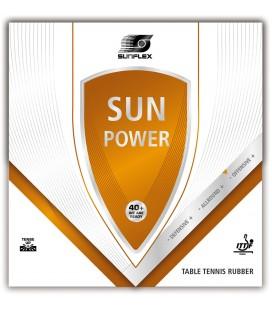 REVETEMENT DE TENNIS DE TABLE SUNFLEX SUN POWER