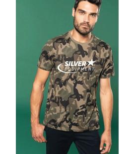 TEE-SHIRT SILVER ARMY