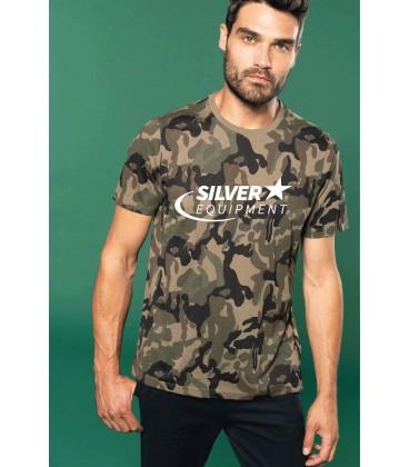 TEE-SHIRT SIVER ARMY