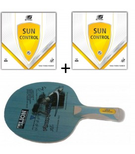 RAQUETTE DE TENNIS DE TABLE MAG JUNIOR+ SUN CONTROL