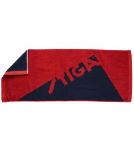 SERVIETTE DE TENNIS DE TABLE STIGA EDGE ROUGE