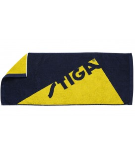SERVIETTE DE TENNIS DE TABLE STIGA EDGE JAUNE