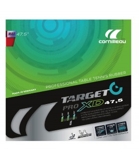 CORNILLEAU TARGET PRO XD 47.5- REVETEMENT TENNIS DE TABLE