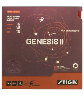 REVETEMENT DE TENNIS DE TABLE STIGA GENESIS 2 S