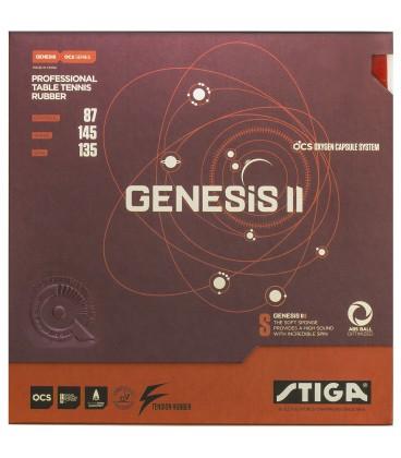 REVETEMENT DE TENNIS DE TABLE STIGA GENESIS 2 S