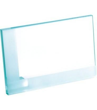 Trophée en cristal Champion