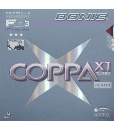 COPPA X1 Turbo Platin