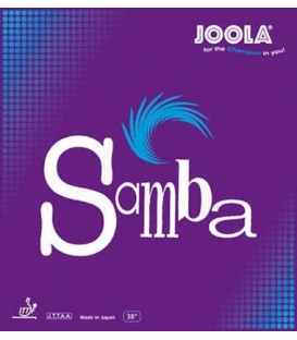 JOOLA SAMBA -REVETEMENT TENNIS DE TABLE