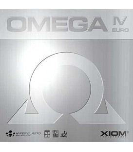REVETEMENT DE TENNIS DE TABLE XIOM OMEGA 4 EURO