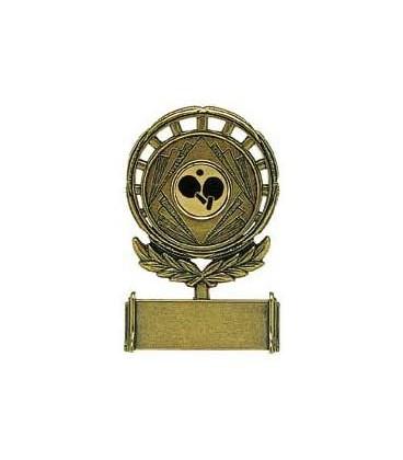 Trophée porte-médaillons Champion
