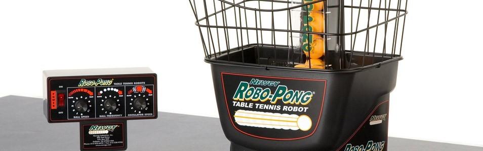 Robot lanceur de balles